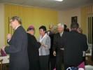 14 grudnia 2012 - opłatek z ks. biskupem