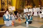 2010.12.10 Msza św. i opłatek<br />z ks. bp Gerardem Kuszem
